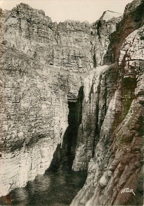 Grotte avant maree basse