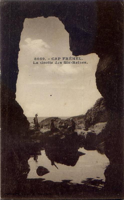 Grotte six reines