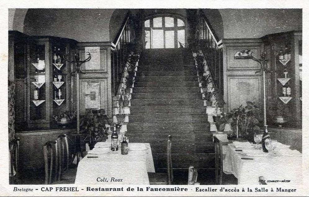 Restaurant fauconniere